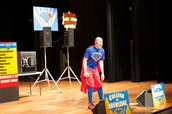 Edison Students are Superheroes of Knowledge!