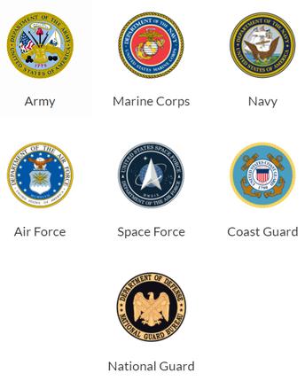 Military Forward Friday