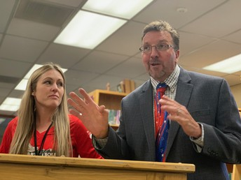 CES Teacher Feature