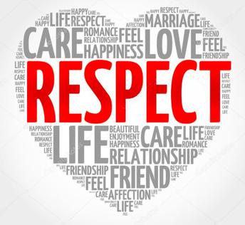 October Life Skill - Respect