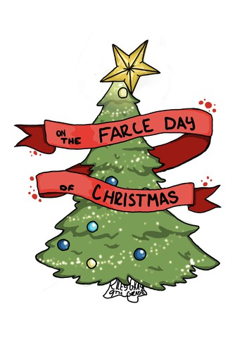 On the Farce Day of Christmas