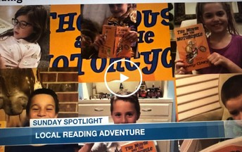 ICCS TEACHER AND STUDENTS FEATURED ON KPLC