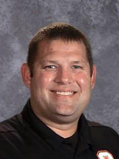 Kevin O'Shea - High School Principal