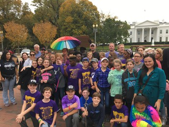 Ms. Haley's Class at White House