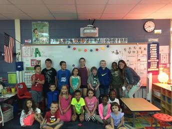 Mrs. Shaffer's NEST team