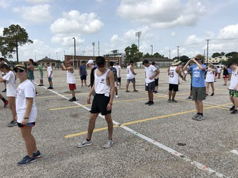 Summer Band Week Two - 8/6/18 to 8/10/18