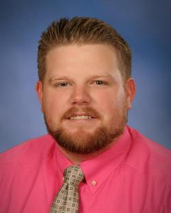 Justin Falcone, Assistant Principal Grade 6