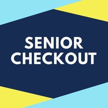 Drive Thru Senior Checkout, May 19th, Wednesday