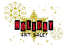 Holiday Art Sale at CCHS