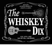 Whiskey Dix will be performing!