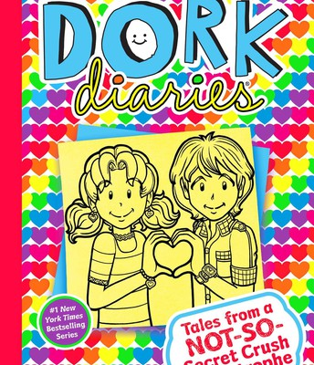 Dork Diaries (Book #12) by Rachel Renee Russell