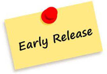 Early Release Days!