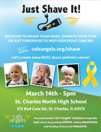 Just Shave It Event Rescheduled!