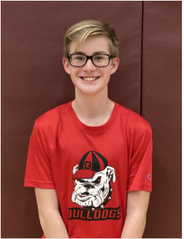 PE Student of the Month- Job Theobald