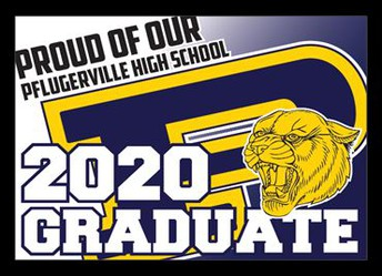 Class of 2020 Yard Sign - Coming Soon