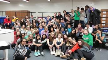 Hillside Choir, Solo and Ensemble