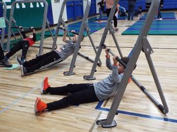 Fitness Friday-help needed