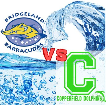 Bridgeland Barracudas vs. Copperfield dolphins