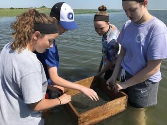 Wallops Island: 'Hands-on, wet-feet education'