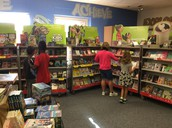 Thanks for a successful Scholastic Book Fair!