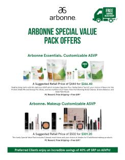 Preferred Client Custom ASVP