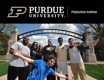 Register now for a free online Purdue STEM info session!