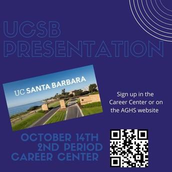UCSB Presentation