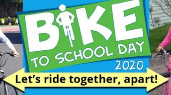 McKinley Safe Routes to School - Bike to School Day 2020: From a Distance