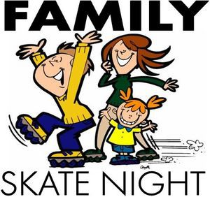 Save the Date - Spirit Night at Skate Frederick - March 24th!