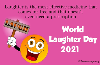 World Laughter Day - May 2