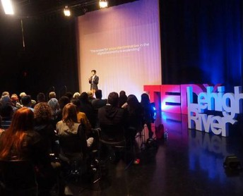 TEDx Lehigh River - March 10