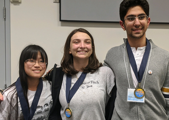 Westlake High School Students Named Overall Winners of Hack-a-Thon By the Sea