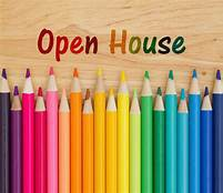 PTA and Open House