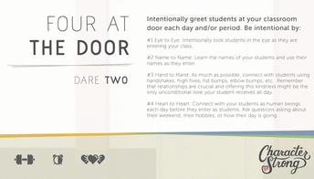 Four At The Door