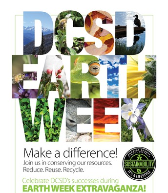 Earth Week Extravaganza April 19th!
