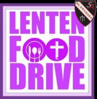 Lenten Food Drive