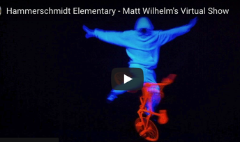 WHS PTA Sponsored Virtual All School Assembly- Friday March 5th