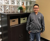 GISD 5th Grade Student Selected as Junior Youth of the Year