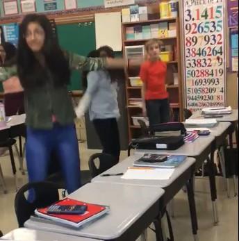 Math Class is Hopping!