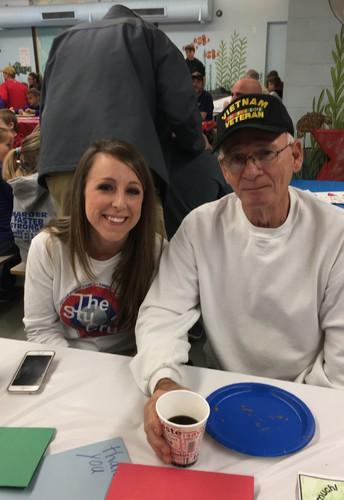 Summersville Grade School Honors our Veterans