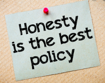 March Character Trait is Honesty