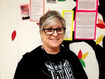 Laural Bloom, ELA Teacher