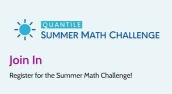 Quantile Summer Math Challenge