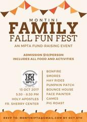Family Fall Fest!!