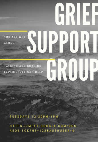 Grief Group Flyer