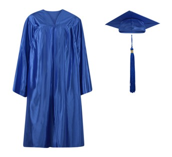 Cap & gown questions for seniors