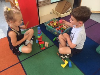 Cooperative playtime fun!