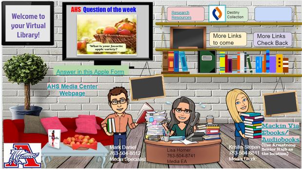 Visit Our Virtual Media Center