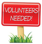 Volunteers needed for Staff Luncheon 10/30