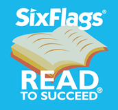 Six flags Read to Succed